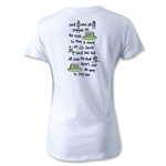 Utopia Jack and Jill Women's T-Shirt (White)