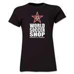 WorldSoccerShop Powered by Passion Women's T-Shirt (Black)
