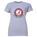 University of Alabama Rugby Women's T-Shirt (Gray)
