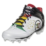 Warrior Adonis Lacrosse Cleats (Rasta)