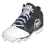 Warrior Adonis Lacrosse Cleats (White/Black)