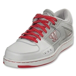 Warrior Low Dog (Grey/Red)