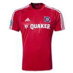 Chicago Fire Pregame Jersey 2