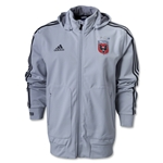 DC United MLS Coach's Track Jacket