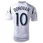 LA Galaxy 2013 DONOVAN Authentic Primary Soccer Jersey