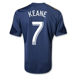 LA Galaxy 2014 KEANE Replica Secondary Soccer Jersey