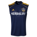LA Galaxy Sleeveless Training Jersey
