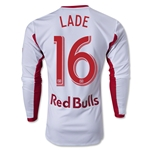 New York Red Bulls 2014 LADE Jersey de Futbol Primario Autentico ML