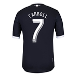 Philadelphia Union 2014 CARROLL Authentic Third Soccer Jersey