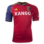 Real Salt Lake 2013 Authentic Primary Soccer Jersey