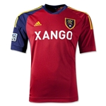 Real Salt Lake 2013 Primary Soccer Jersey