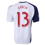 Real Salt Lake 2013 GARCIA Secondary Soccer Jersey