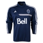 Vancouver Whitecaps Training Top
