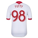 Portland Timbers 2013 FUTTY Authentic Secondary Soccer Jersey