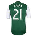 Portland Timbers 2014 CHARA Primary Soccer Jersey
