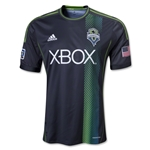 Seattle Sounders FC 2013 Authentic Secondary Jersey