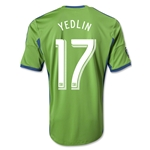 Seattle Sounders FC 2013 Primary Soccer Jersey