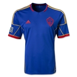 Colorado Rapids 2014 Secondary Soccer Jersey