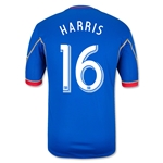 Colorado Rapids 2013 HARRIS Secondary Soccer Jersey