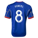 Colorado Rapids 2013 POWERS Secondary Soccer Jersey