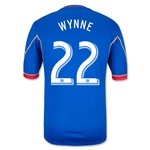 Colorado Rapids 2013 WYNNE Secondary Soccer Jersey