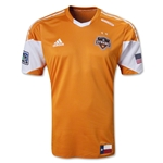 Houston Dynamo 2014 Authentic Primary Soccer Jersey