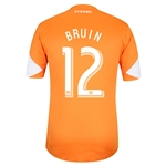 Houston Dynamo 2013 BRUIN Authentic Primary Soccer Jersey