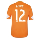 Houston Dynamo 2014 BRUIN Primary Soccer Jersey