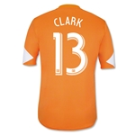 Houston Dynamo 2014 CLARK Replica Primary Soccer Jersey