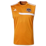 Houston Dynamo Sleeveless Training Jersey