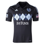 Sporting KC 2013 Authentic Third Soccer Jersey