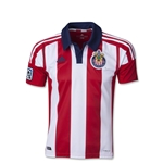 Chivas USA 2013 Primary Youth Soccer Jersey