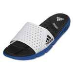 adidas CC Slide Revo Sandal (Black/Neo Iron Metallic)