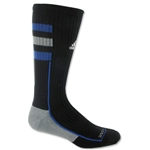 adidas Team Speed Crew Sock (Blk/Royal)