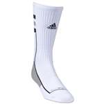 adidas Team Speed Crew Sock (Wh/Bk)
