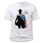 USA Get The Coffins Ready White T-Shirt (White)