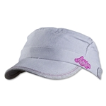 adidas Women's Billie Military Cap (Gray)