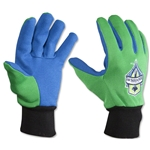 Seattle Sounders 2 Tone Jersey Gloves