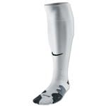 Nike Elite Sock (White/Gray)