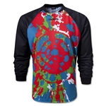 resuch Retro Goalkeeper Jersey (Red)