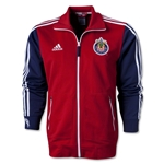 Chivas USA Ultimate MLS Track Jacket