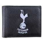 Tottenham Hotspur Crest Embroidered Wallet