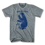 Greenland Polar Bear T-Shirt (Gray)