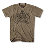 Netherlands Coat of Arms T-Shirt (Brown)