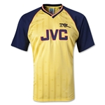 Arsenal 1988 Away Soccer Jersey
