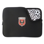 DC United Neoprene 15 Laptop Cover