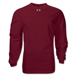 Under Armour Locker Long Sleeve T-Shirt (Maroon)