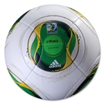 adidas FIFA Confederations Cup 2013 Official Match Ball (White/Green)