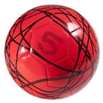 adidas Freefootball Sala 5x5 Ball (Pop/Black/Silver)