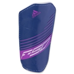 adidas F50 Pro Lite 13 Shinguard (Dark Blue/Vivid Pink/White)